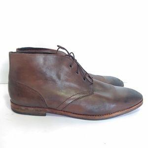 Hudson men's chukka boots